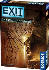The Pharaoh's Tomb Exit THe Game Escape Room Game Thames & Kosmos
