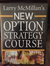 Larry Mcmillan'S New Option Strategy Course Dvd Set Stock Market Trading