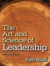The Art and Science of LeadershipAfsaneh Nahavandi ((Paperback))