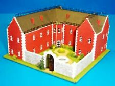 Dollhouse Miniature Castle Kit -- 1:144 Scale