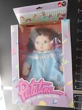 Bambola doll Patatina Piccina Blue Gabar Italy VINTAGE