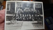 MARYLAND STATE  police TRAINING  SCHOOL POLICE ACADEMY 195  photograph  BX PC#51