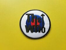 The Who Patch Embroidered Iron On Or Sew On Badge