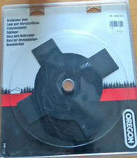 "Oregon 90321 4-Tooth 1"" Centre Brushcutter Blade 230mm"