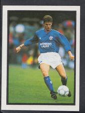 Daily Mirror Soccer 1988 Sticker No 334 - Glasgow Rangers - Iain Durrant (S5)