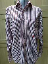 Tommy Hilfiger Men's Striped Button Down Casual Shirts & Tops