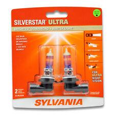 Sylvania SilverStar Ultra Low Beam Headlight Bulb for Pontiac Vibe Grand qi