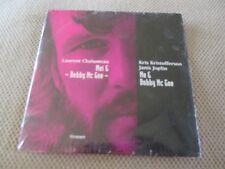 "CD 2 TITRES ""ME & BOBBY MC GEE"" Kris KRISTOFFERSON 1970, Janis JOPLIN 1971"