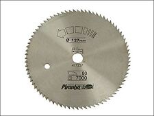 Black & Decker - Circular Saw Blade 127 x 12.7mm x 80T Cross Cut - X10000