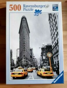 Ravensburger No.14 487 7Grand New York Jigsaw Puzzles - 500 Pieces