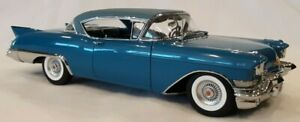 Danbury Mint 1957 Cadillac Eldorado Seville 1:24 diecast - flaws - no box