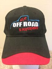 U.P. Off Road Performance Men's Baseball Cap Hat One Size Bark River Michigan