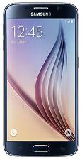 Samsung Galaxy S6 SM-G920F 32GB Black Unlocked Sim Free Phone 4G LTE-BRAND NEW