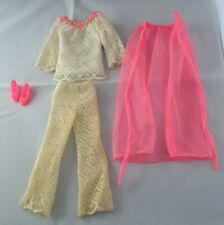 BARBIE Vintage * 70 * Mattel * Tenue THE LACE CAPER *  #1791 * Fashion * Complet