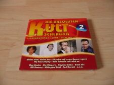 Doppel CD Kult Schlager: Ted Herold Daliah Lavi Bill Ramsey Bata Illic Hildegard