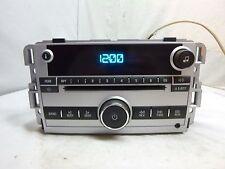 07 2007 08 2008 Chevrolet Equinox Radio Cd & Aux Port 25891679 FC08104