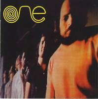 ONE - ONE (S/T Self-Titled, +1 Bonus)(1969) UK Prog Rock CD Jewel Case+FREE GIFT