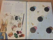 Beatrix Potter 50p COIN COLLECTORS ALBUM + SET COMPLETO DI 5 monete