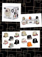 DISNEY Star Wars Legion Vehicle Series 2 Vinyl Stormtrooper Helmet Blind Sealed