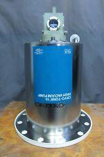 Helixcti Cryogenics Cryo Torr 10 Vacuum Pump With 1020cp Drive