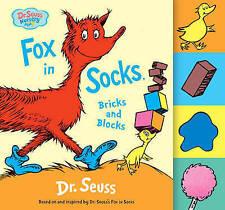 Fox in Socks, Bricks and Blocks (Dr. Seuss Nursery Collection)