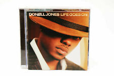 DONELL JONES LIFE GOES ON 078221476027 CD A#2341