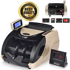 Money Cash Currency Automatic Uv Bill Counter Counting Machine