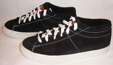 VISION STREET WEAR SKATEBOARD Zapatos Vulcano II 7 RU - Negro, Escuela Clásico
