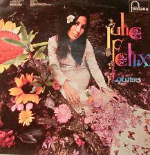 JULIE FELIX - FLOWERS - FONTANA STL 5437 [j993]