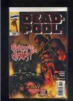 Deadpool # 31 NM low print run 1998 series   Marvel Comics  CBX13A
