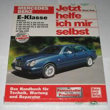 Reparaturanleitung Mercedes E-Klasse W210 Benziner, Baujahre 1995 - 2002