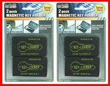 4 pc Two Magnetic Hide A Key Holder's Diversion Safe