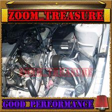 BLACK RED 1999-2005/99-05 PONTIAC GRAND AM/ALERO 3.4L V6 COLD AIR INTAKE KIT 2p