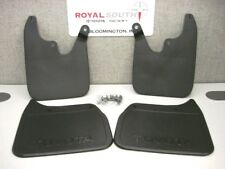 Toyota 01-02 Tacoma 2wd Mud Flap Guard Kit Genuine (Non-PreRunner) OEM OE