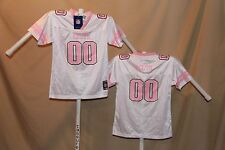 INDIANAPOLIS COLTS Girls Pink Jersey  REEBOK Youth Large  NWT