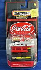 Matchbox Collectibles Coca-Cola Seaplane - Brand New!
