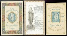 lotto santini-holy cards lot-lot images pieuses-konvolut heiligenbildichen 2487