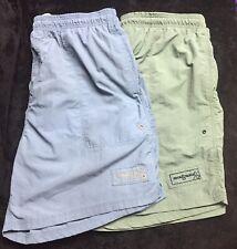 Lot Of 2 Hi-tech Fishing Hook & Tackle Fishing Shorts Size XL