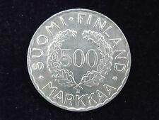 Unzirkulierte Silber Münzen aus Finnland