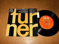 TITUS TURNER - EP FRENCH BEL AIR 211031  / LISTEN - SOUL RNB POPCORN
