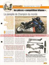 Accessoire Equipement Les pieces de competitions Joe Bar Team Fiche Moto #000056