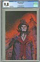 Wolvenheart #1 CGC 9.8 One Stop Shop Virgin Edition Variant Cover Mad Cave