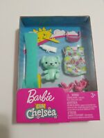Barbie Club Chelsea Bedtime Fashion pack FXN70 - Chelsea doll clothes