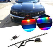 Knight Rider Scanner RGB LED Lamp Strip Lights For 2010-14 Camaro SS Under Hood