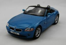 WELLY BMW Z4 1:24 DIE CAST METAL MODEL NEW IN BOX 16cm