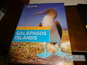 Moon Galapagos Islands, Paperback by Cho, Lisa, Like New Condition