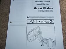 Land Pride Parts Amp Operator Manuals For Rcp2560 Parallel Arm Rotary Cutter