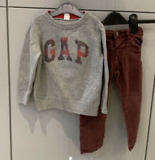 GAP ZARA baby Boy Toddler Outfit Size 18-24 Months Hardly Worn Good Condition