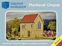 28mm Medieval Chapel  - Tabletop Workshop - NEW - 28MEDCHAP - Highly Detailed
