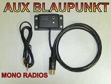 Blaupunkt Frankfurt car radio oldtimer autoradio vintage car radio aux mp3